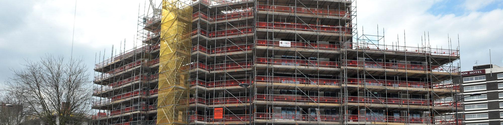 banner-sytem-scaffold
