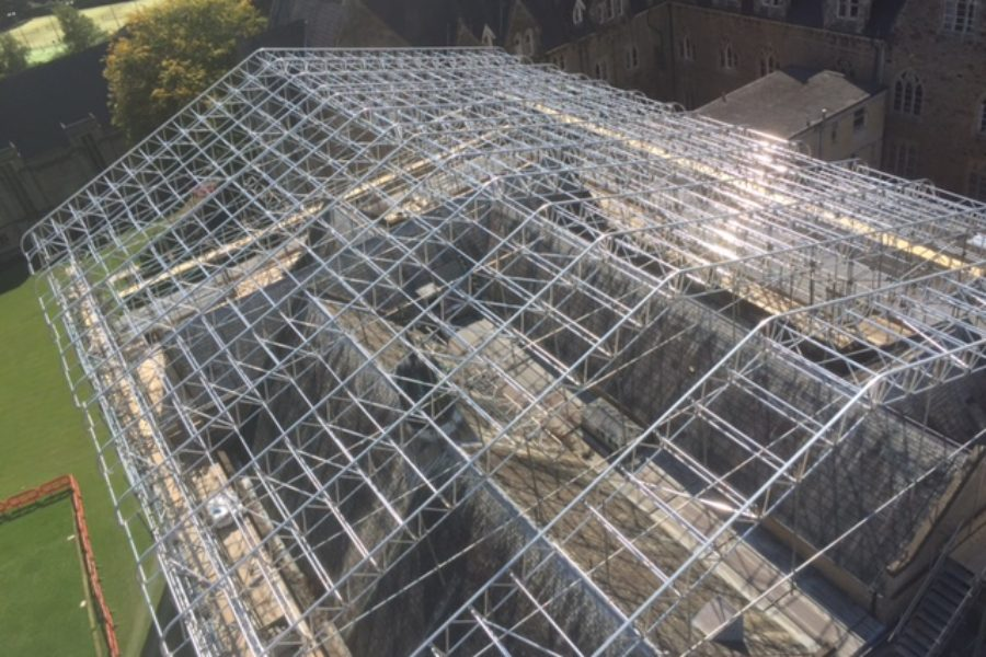 System scaff small pic on homepage