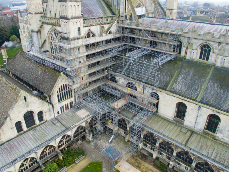 Gloucester Cathedral for projects 1