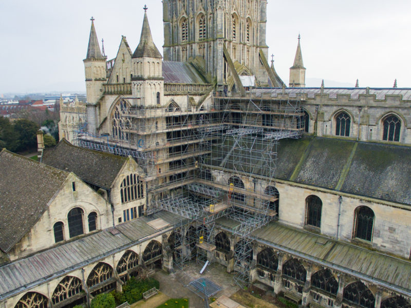 Gloucester Cathedral for projects 2