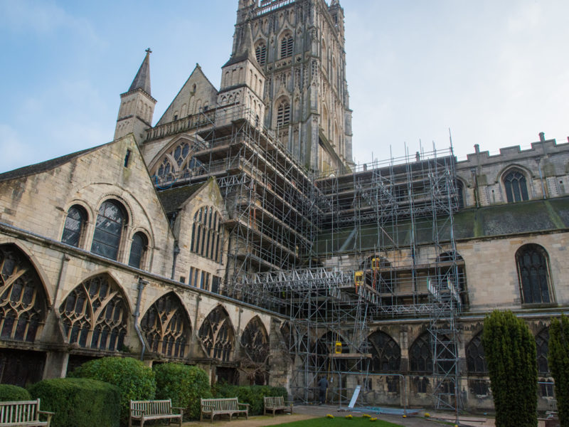 Gloucester Cathedral for projects 4