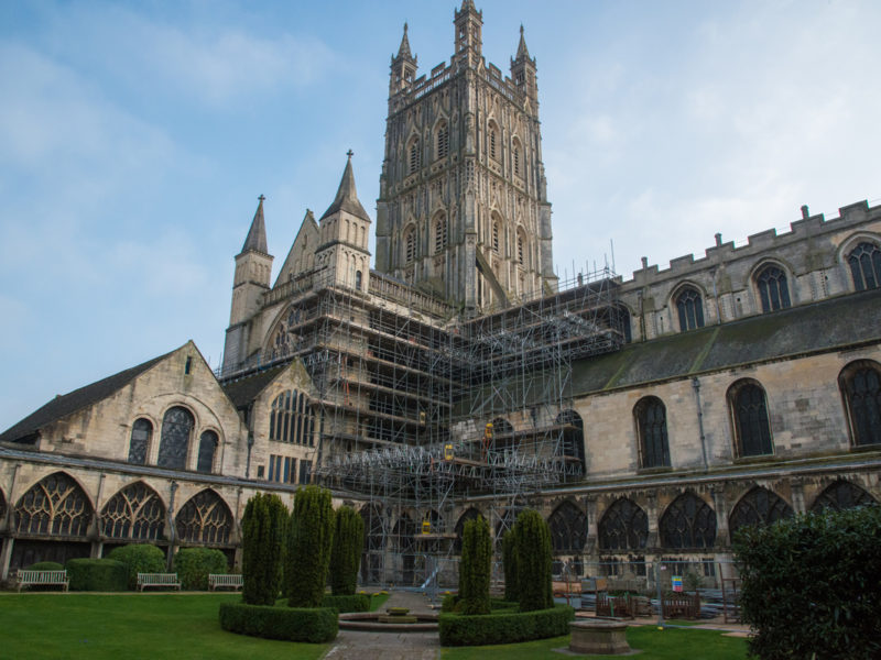 Gloucester Cathedral for projects 5