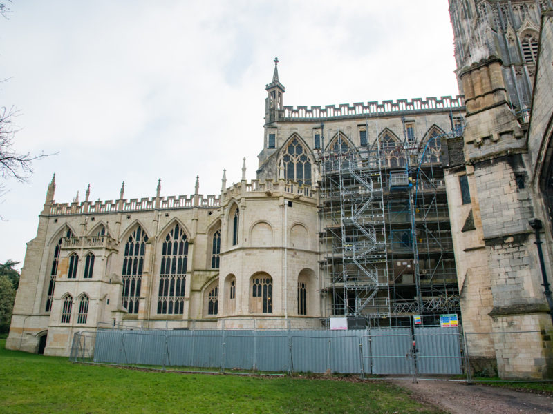 Gloucester Cathedral for projects 7