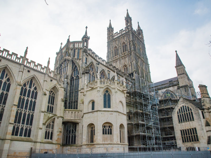 Gloucester Cathedral for projects 8